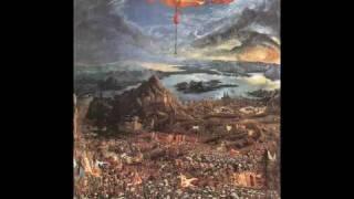 Heinrich Isaac: Alla battaglia (Instrumental)
