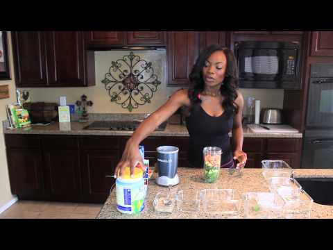 How To Make Healthy Green Smoothies (Organic)