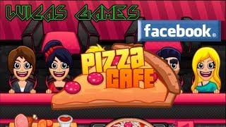 Pizza Cafe Soy pizzero Juego Gratis Facebook y PC