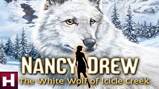Nancy Drew: The White Wolf of Icicle Creek Official Trailer | Nancy Drew Mystery Games