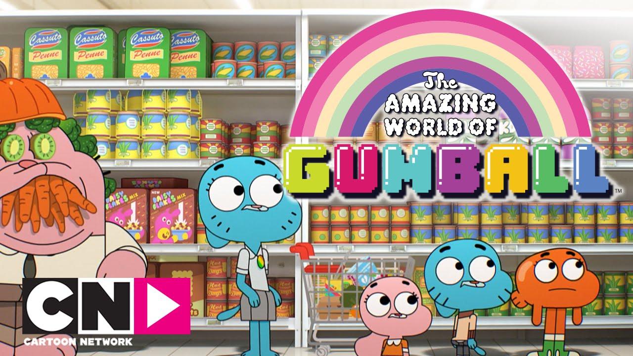 De Wonderlijke Wereld van Gumball   De woede   Cartoon ...