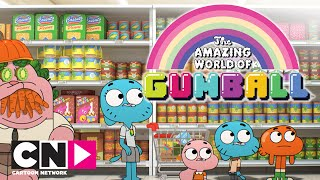 Le Monde Incroyable de Gumball   La fureur   Cartoon Network