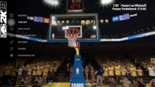 Golden State Warriors vs Los Angeles Lakers Game 2