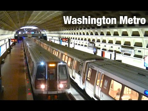 ⁴ᴷ Washington Metro Action