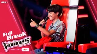 The Voice Thailand 5 - Blind Auditions - 18 Sep 2016 - Part 5