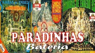 Baixar Todas as Paradinhas das Escolas de Samba - Anos: 1993/1994/1995
