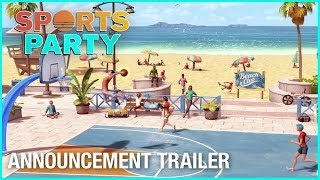 Sports Party: Announcement Trailer | Ubisoft [NA]