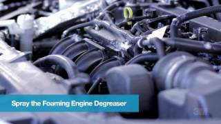 3M Auto Tech Tip - Cleaning Your Engine
