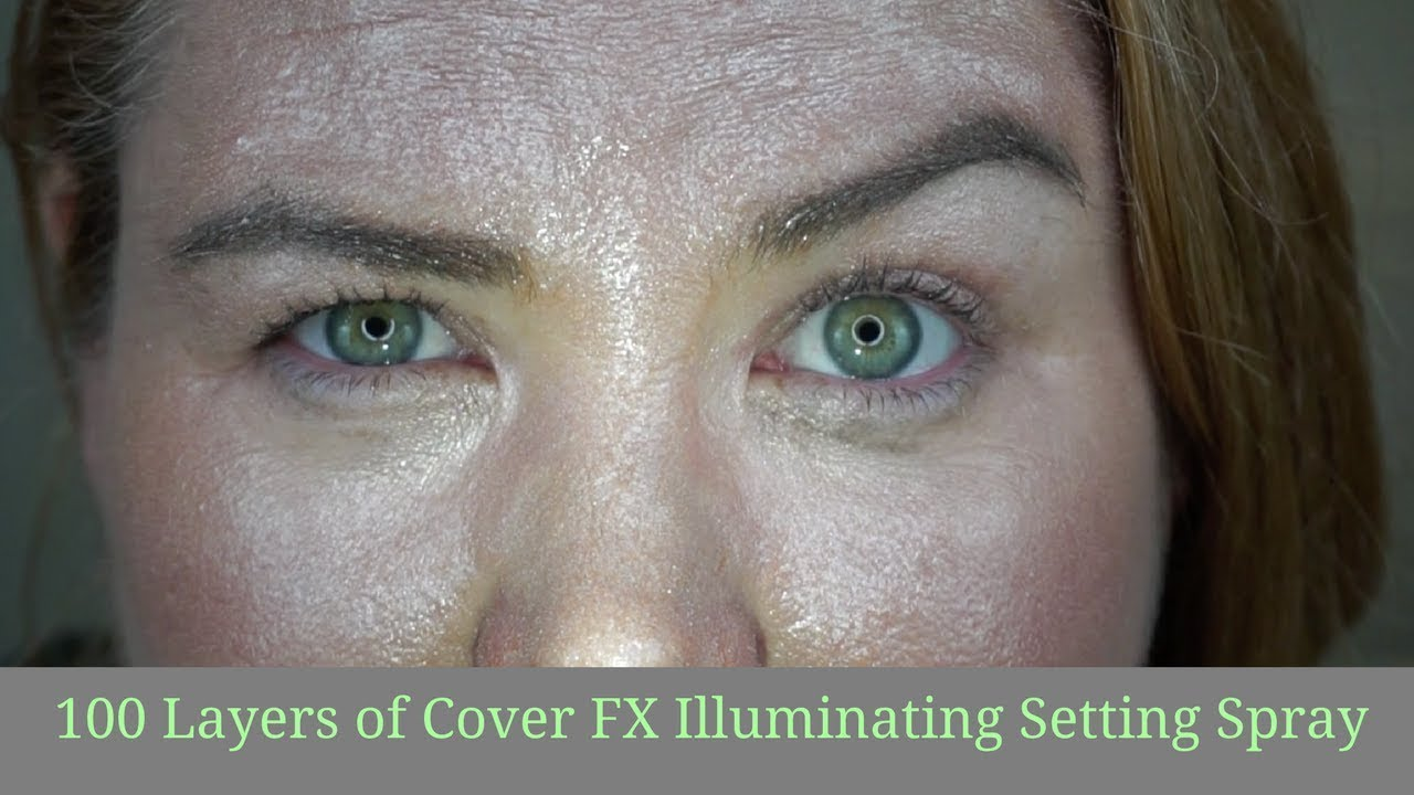 Mattifying Setting Spray by Cover FX #20