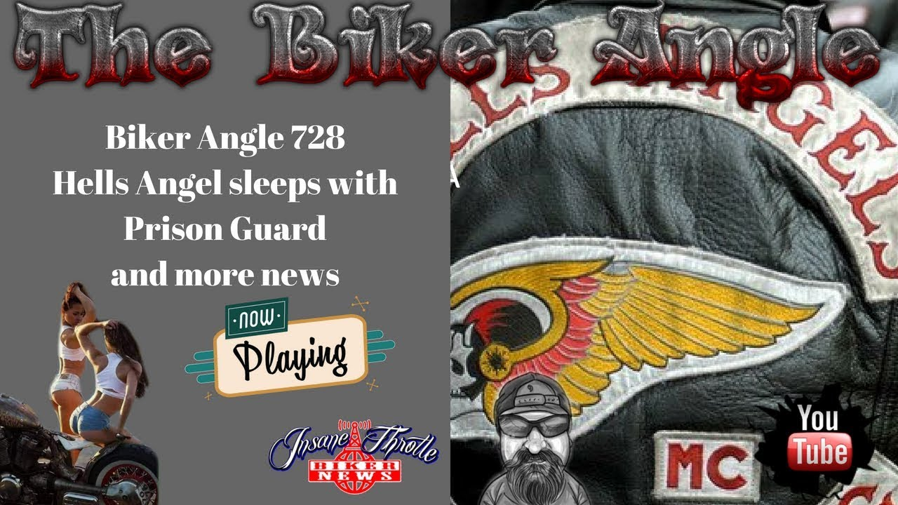 Hells Angels Biker Member sleeps with Correctional Officer while husband  works at prison