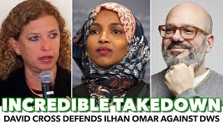 David Cross Defends Ilhan Omar Against Democratic Party Attacks