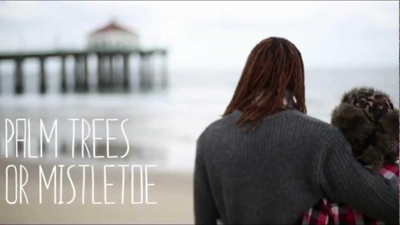 Palm Trees or Mistletoe by Leon Thomas III and Vali— Lyrics  #Trend