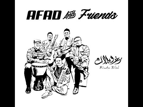 Free Download Afad And Friends | Rindu Bilal Official Music Video Mp3 dan Mp4