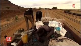 le train le plus long du monde (Mauritanie)