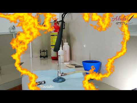 Is the Acrylic Resin Inflammable? Dental Lab Materials