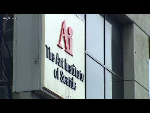 The Art Institute of Seattle abruptly closes