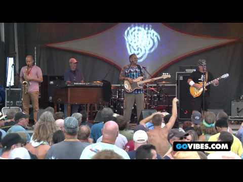 "George Porter Jr Performs ""Sailin' Shoes"" and ""Sneakin' Sally"" at Gathering of the Vibes 2012"