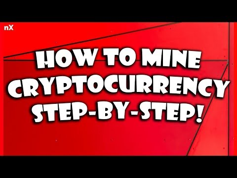 How to Mine Most Cryptocurrencies