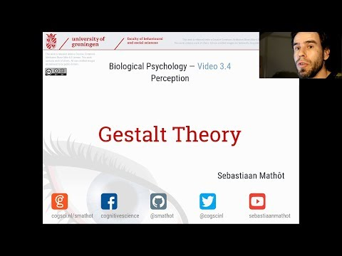 Biological Psychology 3.4: Gestalt Theory | Perception