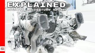 Bugatti La Voiture Noire Explained