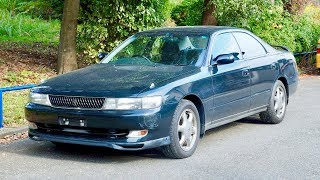 1993 Toyota Chaser JZX90 (USA Import) Japan Auction Purchase Review