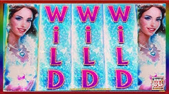 ** Wifes Mega Win on ICY WILDS ** SLOT LOVER **