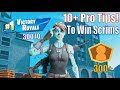 10+ Pro Tips To Win Pro Scrims In Season 8 Ultimate Guide (Champions Division)(World Cup Fortnite)