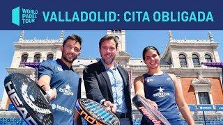 Presentación Valladolid Master 2019 | World Padel Tour