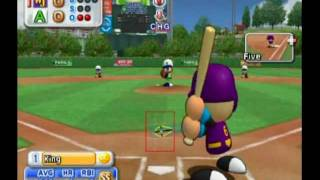 MLB Power Pros 2008 - Success Mode: Stalin Usher II (Part 2)