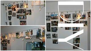 DIY Fotodekoration!