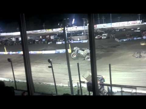 Max D Freestyle Lebanon Valley Speedway