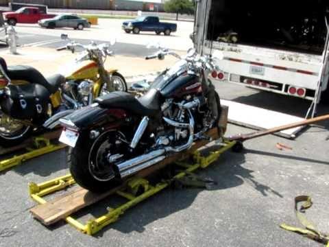 Worldwide, Nationwide Motorcycle Shipping, Chopper Shipping