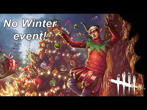 Dbd Christmas Event 2020 Dead By Daylight| Confirmed no Winter Solstice Event this year