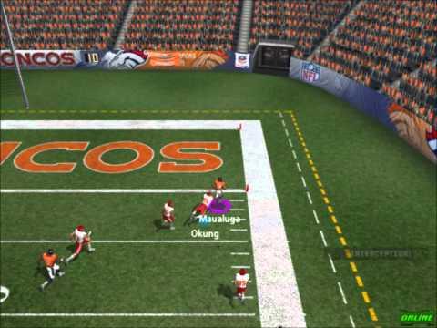 IMT Season 2014/15 Week 2 Kansas City Chiefs @ Denver Broncos Highlights