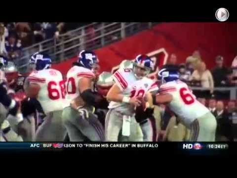 Greatest Play in NFL History - David Tyree