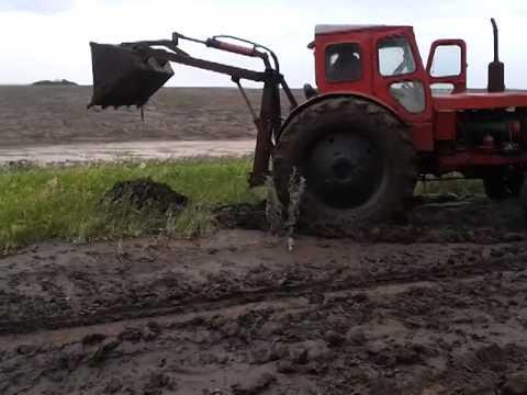 Лесовозы   Лесовозы с манипулятором к МТЗ   Трактор.