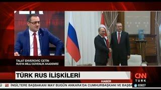 CNN Türk Talat Enveroviç Çetin