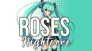 (NIGHTCORE) Roses (with Juice WRLD feat. Brendon Urie) - benny blanco
