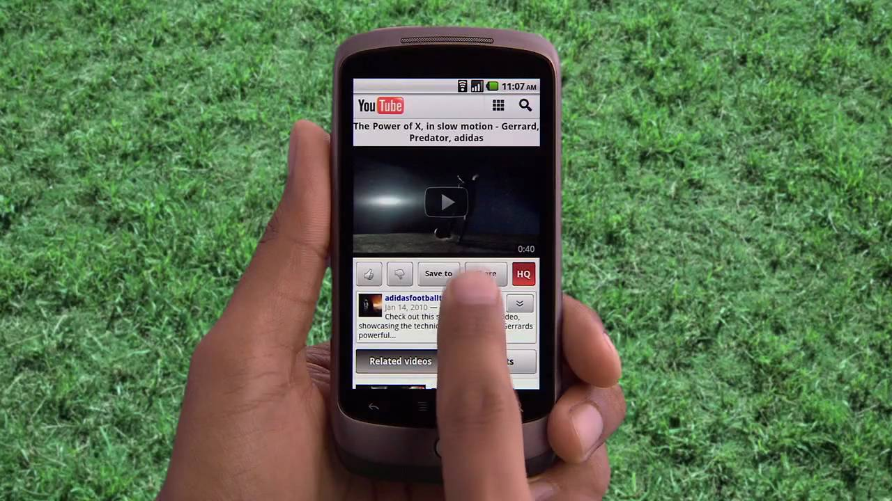 Möbel 4 You Introducing The New Youtube Mobile Website