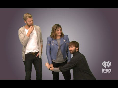 "Lady Antebellum Talk '747' & 'Bartender"" While Dancing 