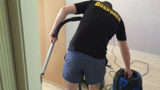 Уборка после ремонта. Клининговая компания ДОБРОДЕЛ(, 2016-07-05T09:03:27.000Z)