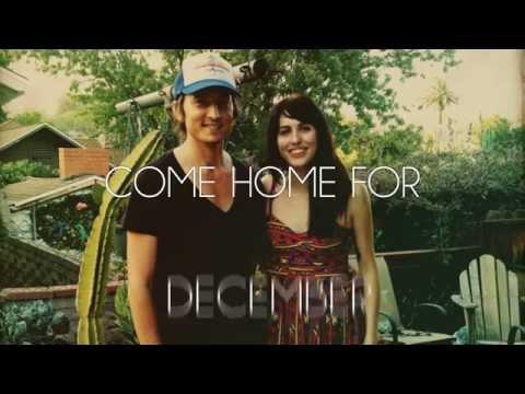 Matthew Szlachetka- Come Home For December Lyric Video