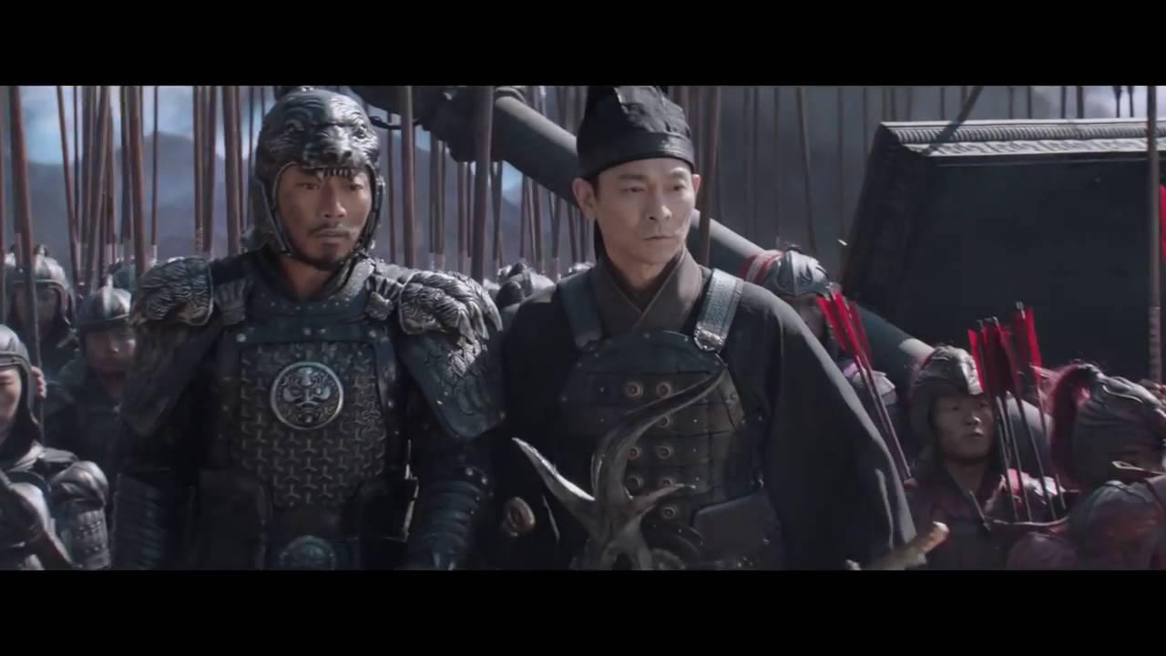 Download THE GREAT WALL Official Trailer 2017 Matt Damon, Zhang Yimou Fantasy Action Movie HD