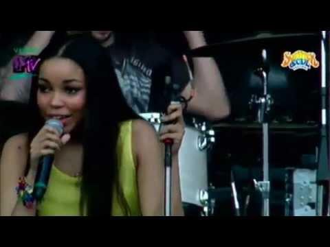 Dionne Bromfield - Mama said  Summer soul festival 2012 MTV
