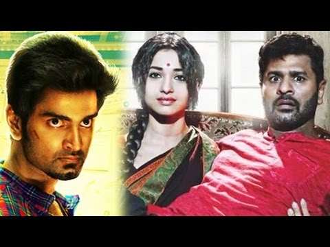 Atharva as Gemini Ganesan & might team up with Prabhudeva