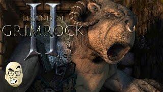 Let's Look At: Legend of Grimrock 2!