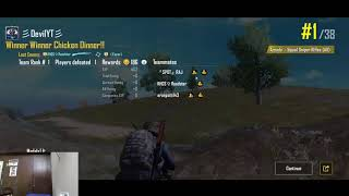 Playing pubg timepass game play #19