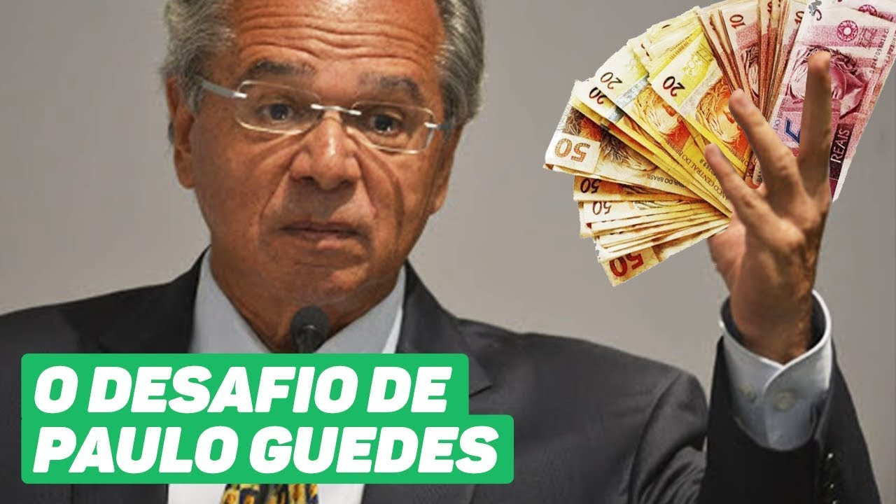 O ambicioso plano de Paulo Guedes para a economia do Brasil