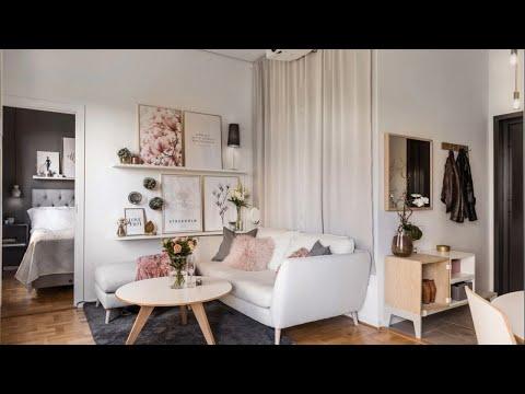 Tiny Apartment With Romantic Terace, Stockholm 🍍
