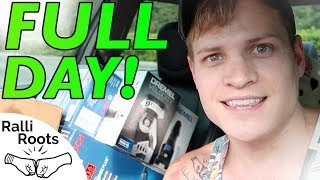 Full Day as a Six Figure Amazon / eBay Reseller | $259,150/yr